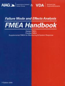 2019 AIAG-VDA FMEA Handbook